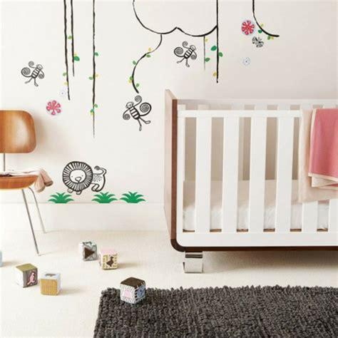 chambre bebe savane chambre bébé moderne pour que les tout petits se sentent