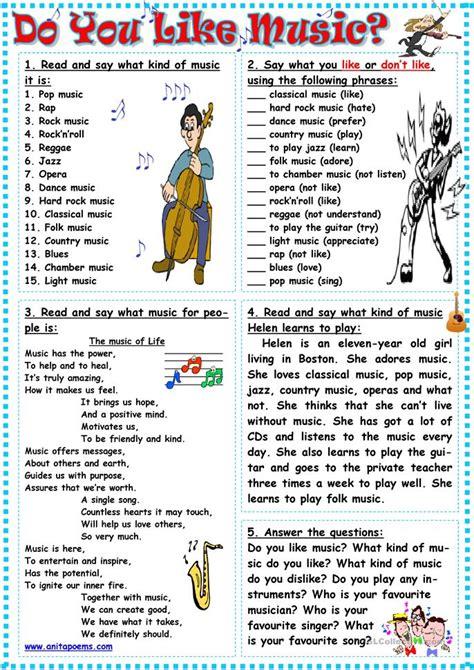worksheet  esl printable