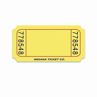 Tickets Ticket Single Roll Classic Custom Fee