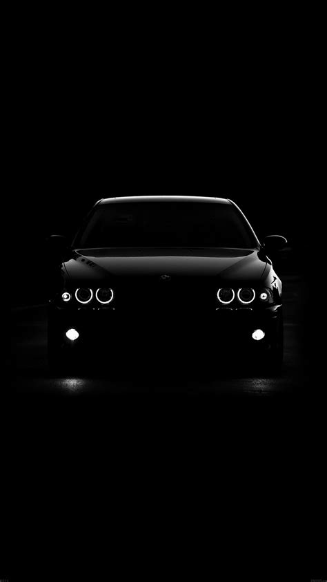 bmw black car wallpaper bmw black car best htc m9 wallpapers