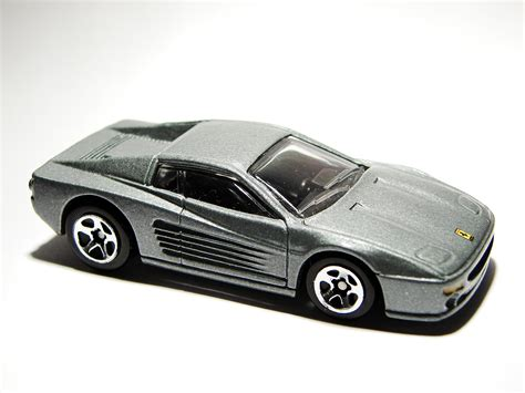 Due to the strict emission standards in the us, ferrari introduced the 512 bbi, in 1981. Ferrari F512M - Hot Wheels Wiki