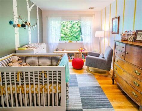 chambre enfants mixte chambre de bébé mixte 25 photos inspirantes et trucs utiles