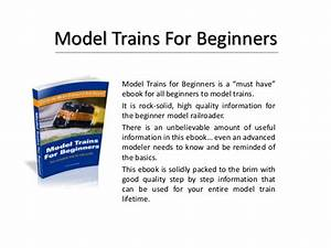 Model Trains For Beginners Pdf Guide