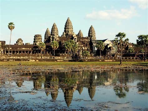 Sunrise At Angkor Wat Sukanya Ramanujan