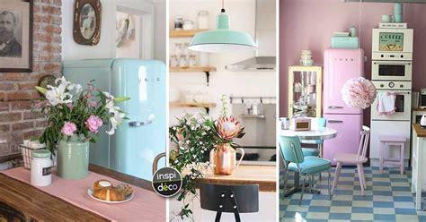 cuisine style retro le style rétro dans la cuisine 15 idées qui sauront vous