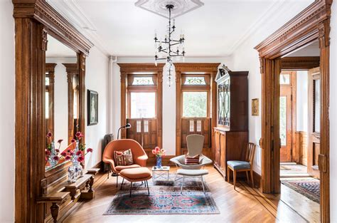 Brooklyn Brownstone Is A 'very Personal Mashup' Of The