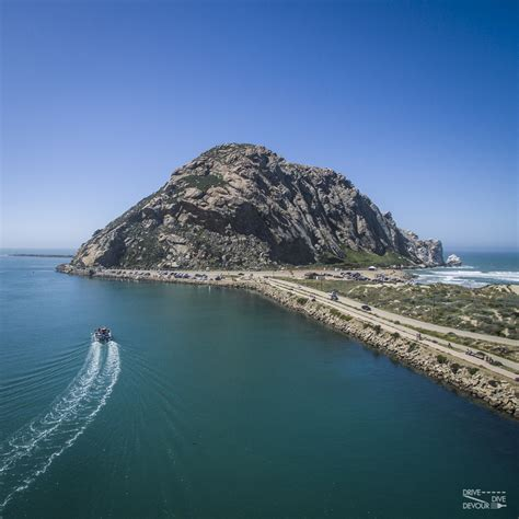 The Beauty Of The Central Coast Of California