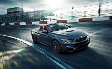 Bmw 4 Series Convertible 4k Wallpapers by Bmw M4 Convertible In Mineral Gray Metallic Hd 1080p