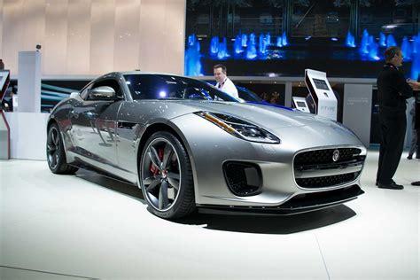 Jaguar Type Gets New Base Cylinder Engine