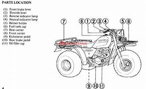 Free Download  1986 Honda Atc 250 Es Oweners Manuals