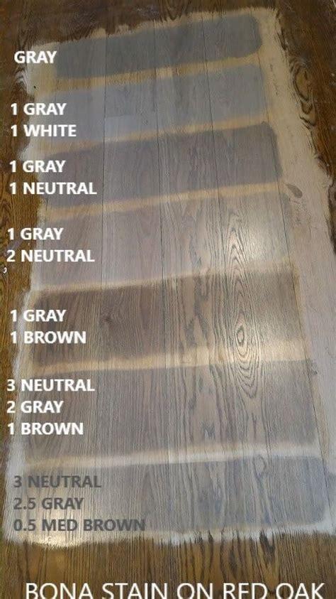 bona stains  red oak flooring finish  bona traffic