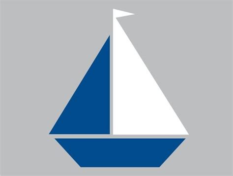 Sailboat Pumpkin by Sailboat Stencil Template Ocean Pinterest Stenciling