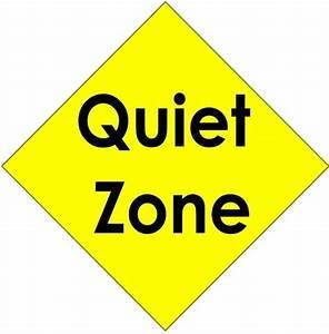 Quiet Zone sign web - San Diego Downtown News