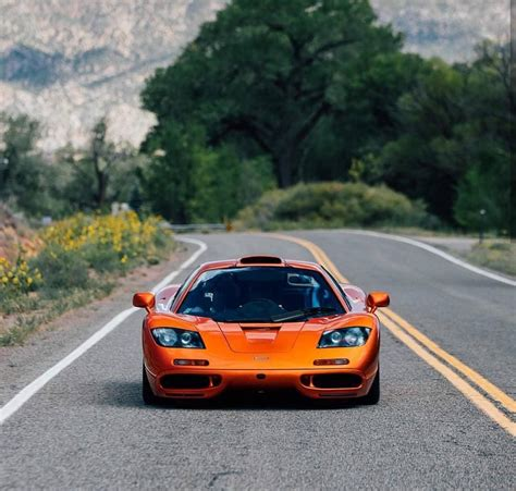 Rather than focus on the look and feel of the cars, twinrev provides a full. McLaren F1   Mclaren f1, Mclaren, Orange car