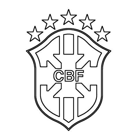 Kleurplaat Logo by Leuk Voor Logo Brazili 235