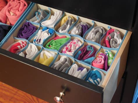 Bedroom Drawer Organizer (set Of 3 Storage Boxes