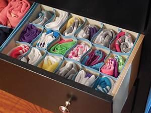 Bedroom, Drawer, Organizer, Set, Of, 3, Storage, Boxes
