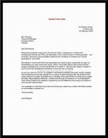 graduate resume and cover letter exles