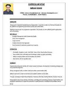 Free Matrimonial Resume Format by Married Resume Format Resume Format