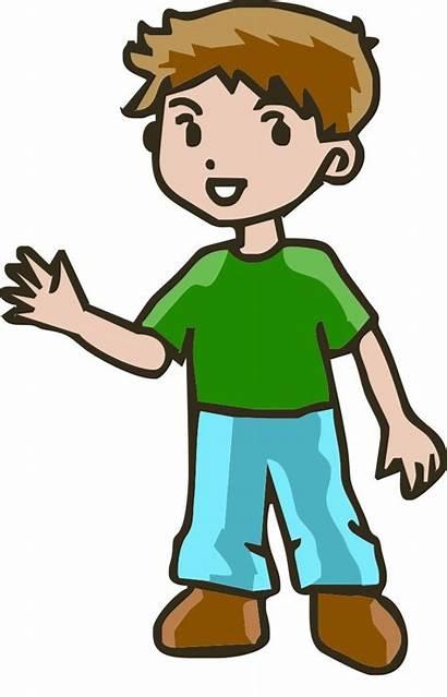 Clipart Person Happy Clipartion 2403 Cartoon Clip
