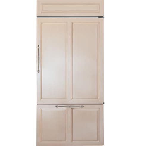refrigerador bottom freezer paneable  monogram modzicnhrh los cabos queretaro cancun monterre