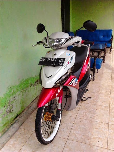 Modif Mio J by Mio J Modifikasi Thecitycyclist