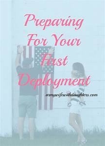 Preparing for y... First Deployment Quotes