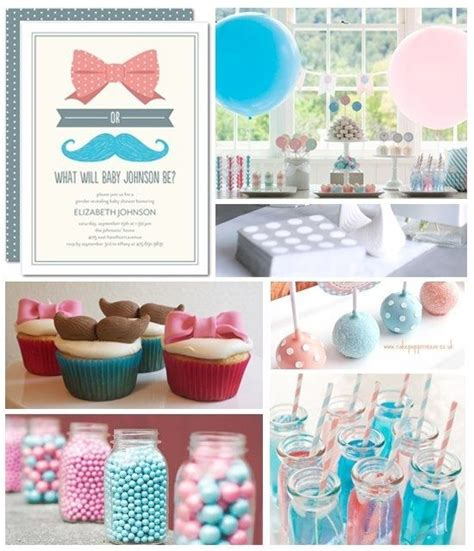 baby shower themes  unknown gender cute gender reveal