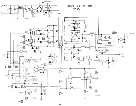 The Old Power Supply Circuit Electronic Projects Circuits