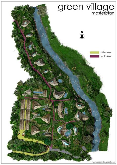 green plans gallery of the green village ibuku 31