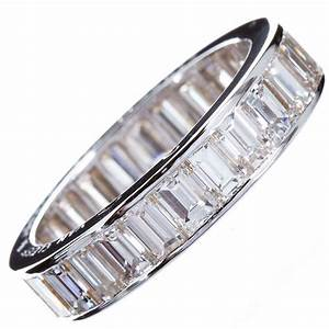 van cleef and arpels diamond baguette eternity band at 1stdibs With van cleef wedding ring price