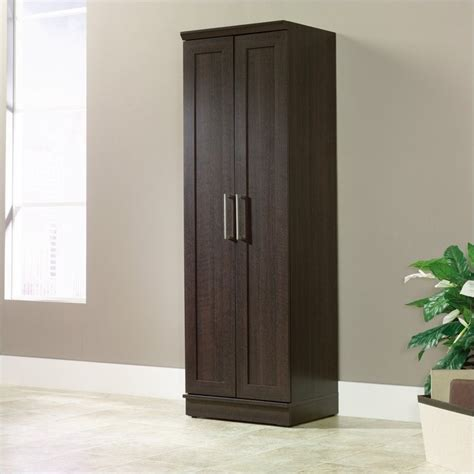 Homeplus Storage Cabinet In Dakota Oak 411985