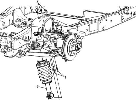 Chevy Front End Part Diagram by Silverado Suspension Parts Diagram Downloaddescargar