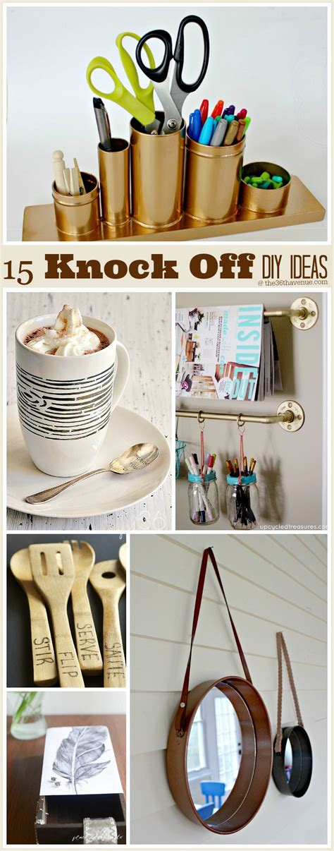 15 Diy Projects ~ Knock Off Edition The 36th Avenue