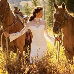 western theme wedding dresses rustic country western wedding dresses and themes for any