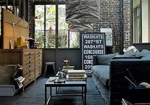 Deco Style Industriel : nos conseils pour une d co industrielle au top elle ~ Melissatoandfro.com Idées de Décoration