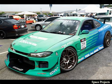 My Perfect Nissan Silvia S15. 3dtuning