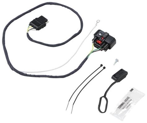 Ford Hopkins Plug Simple Wiring Harness For