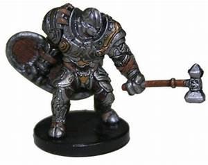 Warforged Bodyguard GAMA 06 Promo D&D Miniatures - D&D ...