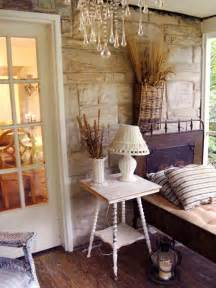 shabby chic decorating ideas for porches and gardens diy