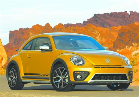 bug volkswagen 2016 volkswagen rolls out special dune model of beetle for 2016