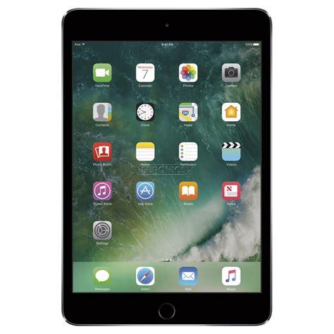 Tablet Apple iPad mini 4 (128 GB)  LTE, WiFi, MK762HCA
