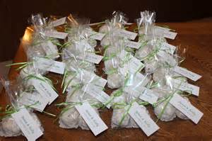 wedding shower favor ideas the njos family bridal shower favors