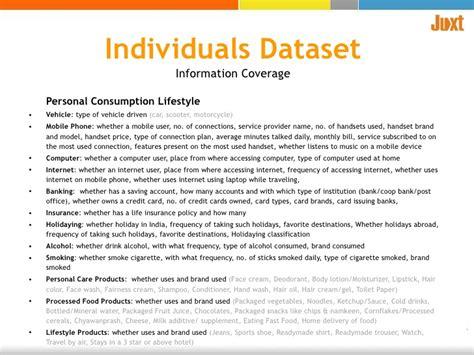 Juxt Offline Syndication Overall Master Datasets 2010