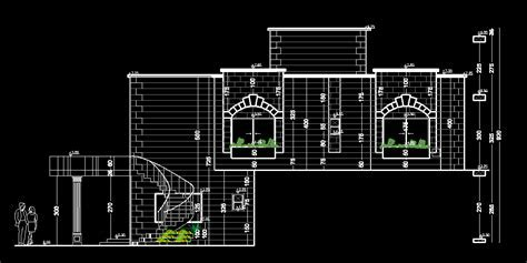 Old Fashion House 2D DWG Plan for AutoCAD ? Designs CAD