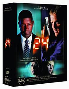 24 - TV Series... Tick, tick, tick...   Female.com.au