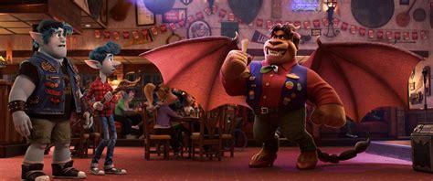 disney releases  poster trailer  pixars onward