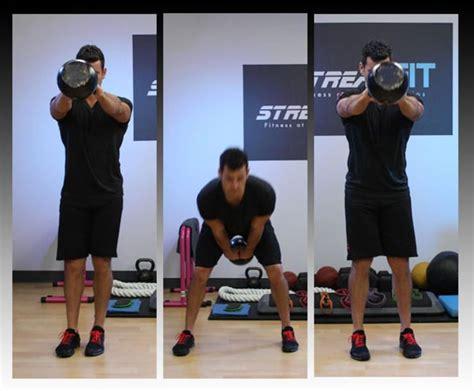 kettlebell workout cardio