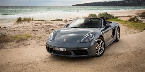 Review Porsche 718 by 2016 Porsche 718 Boxster Review Caradvice