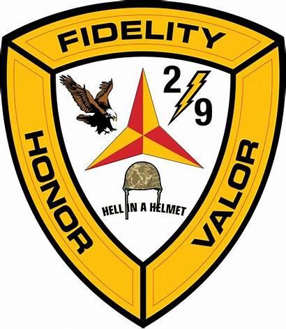 9th Battalion 2nd Marine Regiment Usmc States